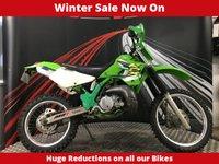 USED 2003 03 KAWASAKI KDX KDX 250 MOTORCYCLE