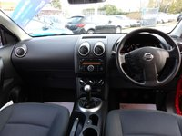 USED 2010 10 NISSAN QASHQAI 1.6 VISIA 5d 113 BHP (1 OWNER FROM NEW + MAIN DEALER HISTORY)