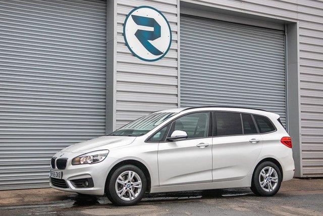 USED 2015 65 BMW 2 SERIES 216D SE GRAN TOURER 5DR
