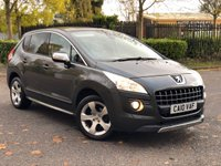 USED 2010 10 PEUGEOT 3008 1.6 EXCLUSIVE HDI 5d 110 BHP