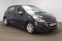 USED 2016 66 PEUGEOT 208 1.6 BLUE HDI S/S ACTIVE 5DR 75 BHP FULL SERVICE HISTORY + FREE 12 MONTHS ROAD TAX + BLUETOOTH + CRUISE CONTROL + ANDROID AUTO + MULTI FUNCTION WHEEL + AIR CONDITIONING + DAB RADIO + ELECTRIC WINDOWS + RADIO/AUX/USB + ELECTRIC MIRRORS + ALLOY WHEELS