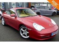 USED 2003 03 PORSCHE 911 CARRERA 2 3.6 (996) MANUAL