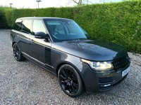 2016 LAND ROVER RANGE ROVER 4.4 SDV8 AUTOBIOGRAPHY 5d 339 BHP £42990.00