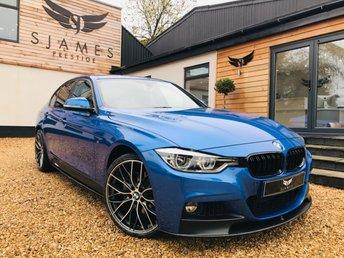 2016 BMW 3 SERIES 2.0 320D M SPORT 4d 188 BHP £15990.00