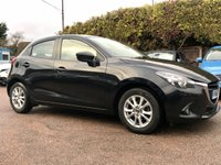 2016 MAZDA 2 1.5 SE-L NAV 5d WITH SAT NAV AND LOW TAX £7500.00