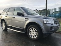 USED 2012 61 LAND ROVER FREELANDER 2.2 TD4 XS AUTO LOW MILES FULL LR SERVICE HISTORY
