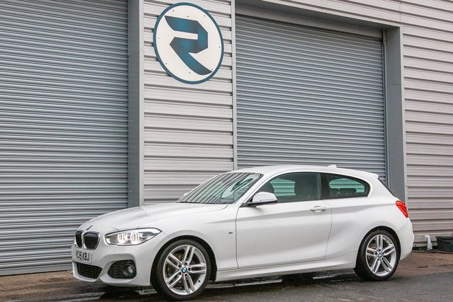 USED 2015 15 BMW 1 SERIES 116D M SPORT 3DR