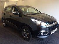 2014 HYUNDAI IX35 1.7 SE NAV CRDI 5d 114 BHP £9000.00