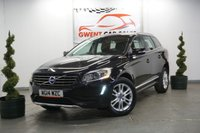 USED 2014 14 VOLVO XC60 2.4 D5 SE LUX NAV AWD 5d 212 BHP GREAT SPEC, DRIVES SUPRB, HPI CLEAR