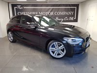 2014 BMW 1 SERIES 2.0 116D M SPORT 3d 114 BHP + 1 FORMER KEEPER £9500.00