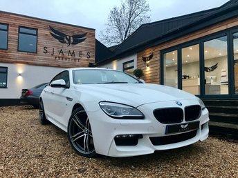 2016 BMW 6 SERIES 3.0 640D M SPORT GRAN COUPE 4d 309 BHP £21290.00