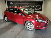 2013 FORD FOCUS 2.0 ZETEC TDCI 5d + 1 FORMER KEEPER + PARK SENSORS £6000.00