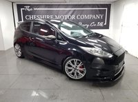 2013 FORD FIESTA 1.6 ST-2 3d 180 BHP + 2 KEYS + SERVICE HISTORY £7750.00