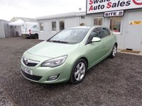 USED 2012 12 VAUXHALL ASTRA 2.0 SRI CDTI S/S 5d 163 BHP £23 PER WEEK, NO DEPOSIT - SEE FINANCE LINK