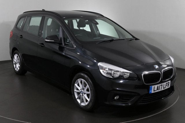 2017 17 BMW 2 SERIES 2.0 218D SE GRAN TOURER 5d 148 BHP ULEZ EXEMPT