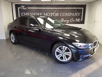 USED 2015 64 BMW 3 SERIES 2.0 316D SPORT 4d + 1 FORMER KEEPER + PRIVACY GLASS