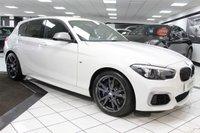 USED 2018 68 BMW 1 SERIES 3.0 M140I SHADOW EDITION AUTO 340 BHP PRO NAV H/KARDON HEATED LTHR!