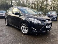 2013 FORD C-MAX 1.0 TITANIUM 5d  WITH SERVICE HISTORY AND LOW TAX £5500.00