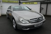 USED 2008 58 MERCEDES CLS 3.0 CLS320 CDI 4d 222 BHP *SAT NAV - LEATHER - BLUETOOTH