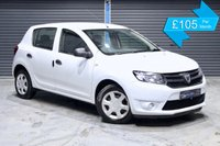 USED 2013 DACIA SANDERO 1.5 DCI AMBIANCE  *FREE ROAD TAX* ** FREE ROAD TAX, BLUETOOTH CONNECTION, EXCELLENT FINANCE RATES AVAILABLE **