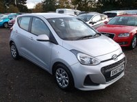 USED 2017 67 HYUNDAI I10 1.2 SE 5d 86 BHP Nice Spec i10, Lovely to Drive Can Average 60 MPG and Has Long MOT!
