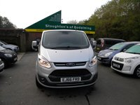 USED 2016 66 FORD TRANSIT CUSTOM 2.0 290 LIMITED LR DCB 129 BHP More Pictures to Follow