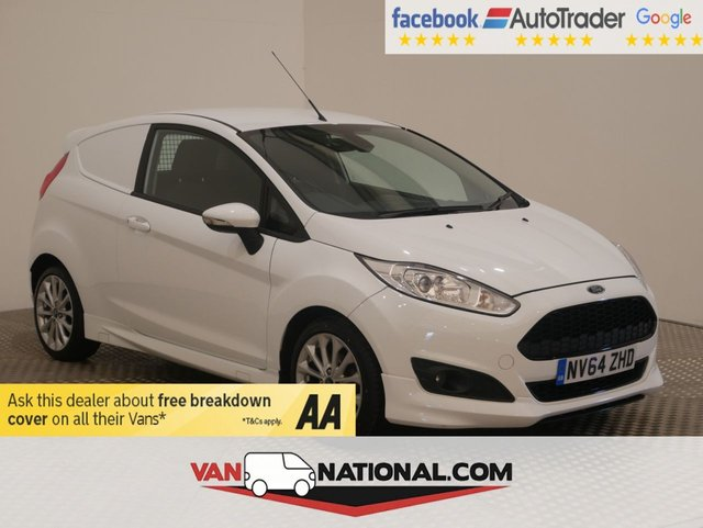 USED 2015 64 FORD FIESTA 1.6 SPORT TDCI 95 BHP (ALLOYS AIR CON) * AIR CON * BLUETOOTH *** WE DON'T CHARGE ADMIN FEES ***