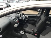 USED 2014 14 TOYOTA AYGO 1.0 VVT-I MOVE MM 5d 68 BHP