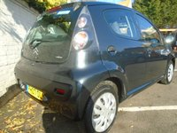 USED 2007 07 CITROEN C1 1.0 VIBE 5d 68 BHP GUARANTEED TO BEAT ANY 'WE BUY ANY CAR' VALUATION ON YOUR PART EXCHANGE
