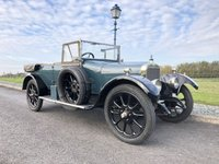 1923 SUNBEAM 14
