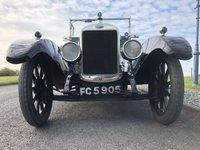 USED 1923 SUNBEAM 14 (Fourteen) Open Tourer 12.9hp Rear Wheel Brake Car