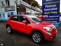 USED 2016 66 FIAT 500X 1.6 POP STAR 5d 110 BHP, only 29000 miles, One Owner *** ONE OWNER FROM NEW ***