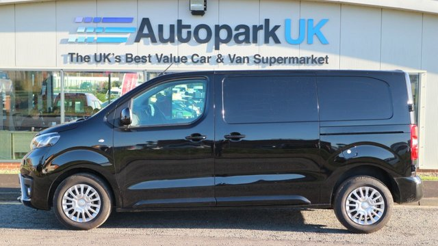 USED 2018 18 TOYOTA PROACE 2.0 L1 COMFORT 118 BHP LOW DEPOSIT OR NO DEPOSIT FINANCE AVAILABLE