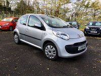 2008 CITROEN C1 1.0 RHYTHM 5d  LOW MILEAGE EXAMPLE WITH AIR CON £2000.00