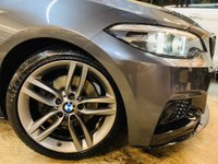 USED 2017 67 BMW 2 SERIES 2.0 220d M Sport Auto (s/s) 2dr PERFORMANCE KIT 18S FACELIFT!