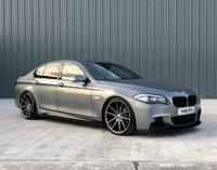 2012 BMW 5 SERIES 2.0 520D M SPORT 4d 181 BHP £10995.00