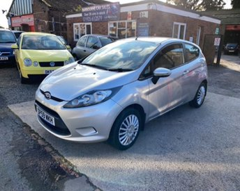 2009 FORD FIESTA 1.2 STYLE 3d 81 BHP £3650.00