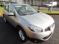USED 2010 10 NISSAN QASHQAI 1.6 ACENTA 5d 113 BHP 3 Months  National Warranty - Vehicle will be MOT'd for New Owner
