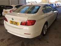 USED 2011 11 BMW 5 SERIES 2.0 520D SE 4d 181 BHP