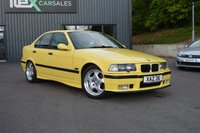 1996 BMW M3 3.2 M3 EVOLUTION 4d 316 BHP £13495.00