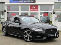 USED 2016 66 JAGUAR XF 2.0 R-SPORT 4d 177 BHP Stunning 1 Owner Jaguar XF R-Sport only £30 tax, comes with Pan roof, R-sport Heated Leather, Sat nav & much more. dealer serviced at: 8 miles, 20582 miles, 41519 miles, comes with 2 keys & 12 months MOT.