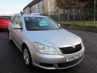 2012 SKODA OCTAVIA 1.6 SE TDI CR 5d ESTATE  104 BHP SOLD