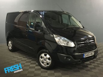 2015 FORD TRANSIT CUSTOM 2.2 290 LIMITED L1H1  £10500.00