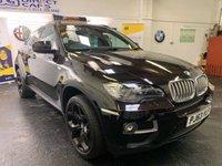 USED 2013 63 BMW X6 3.0 XDRIVE40D 4d 302 BHP 5 SEATS