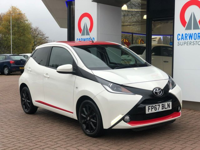 View our TOYOTA AYGO