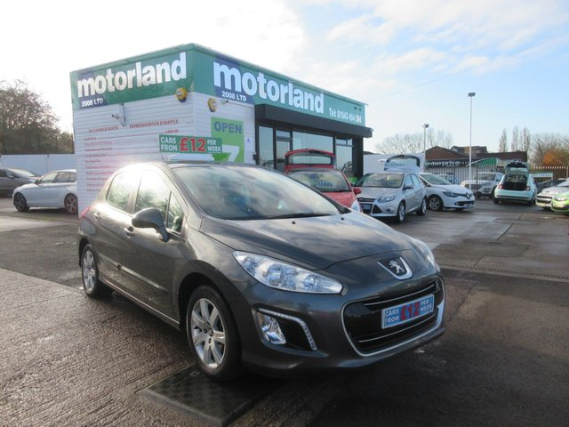 USED 2013 13 PEUGEOT 308 1.6 HDI ACTIVE NAVIGATION VERSION 5d 92 BHP