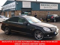 2010 MERCEDES-BENZ C-CLASS 2.1 C220 CDI BLUEEFFICIENCY SPORT 4d 170 BHP £6495.00