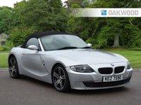 2006 BMW Z4 2.5 Z4 SPORT ROADSTER 2d 175 BHP £4995.00