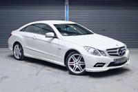 USED 2010 MERCEDES-BENZ E CLASS E250 CGI BLUEEFFICIENCY SPORT