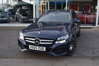 USED 2015 65 MERCEDES-BENZ C-CLASS 1.6 C200 D SE EXECUTIVE 5d 136 BHP FINANCE TODAY WITH NO DEPOSIT
